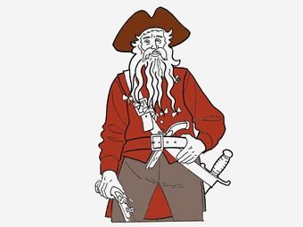 Top 10 Pirates Of The Caribbean Coloring Pages For Your Little Ones