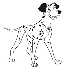 dalmatian puppies coloring pages - photo#34