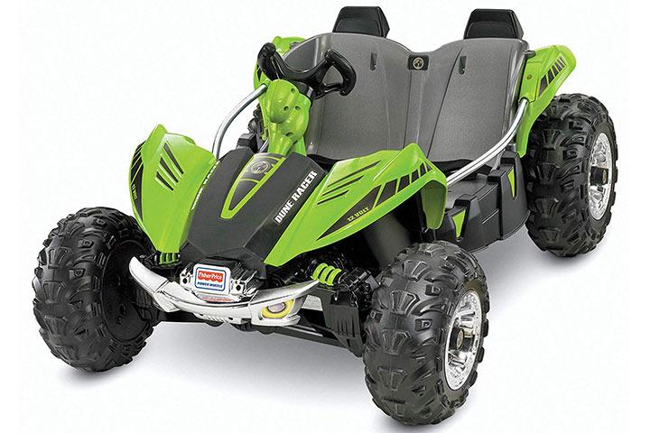 Power Wheels Dune Racer ATV