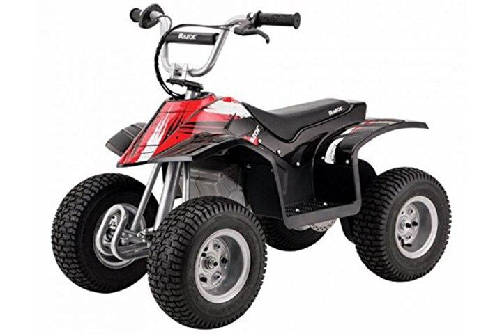 Razor Dirt Quad Electric Four-Wheeler