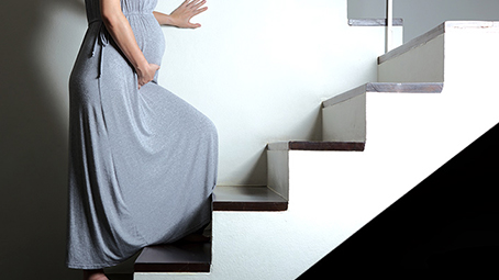 Safe-To-Climb-Stairs-While-You-Are-Pregnant