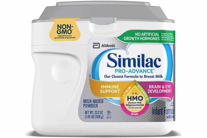 Similac Pro-Advance Infant Formula