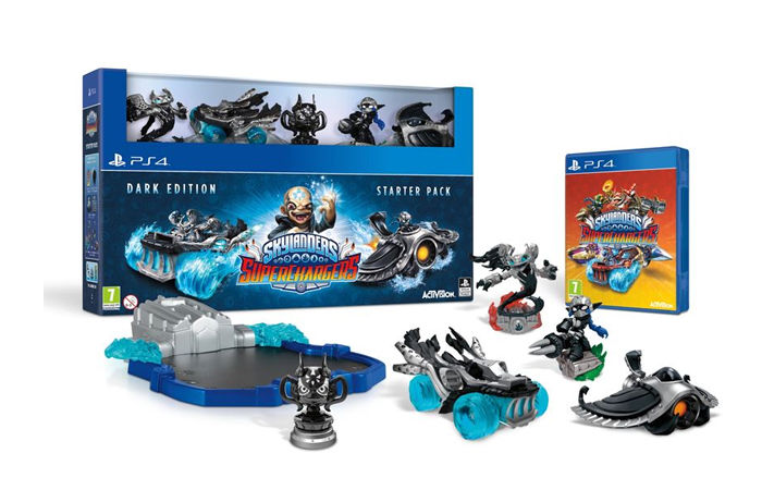 Best Xbox 360 Games For Boys - Skylanders: Superchargers