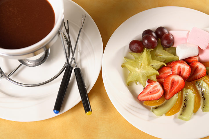 Smooth Chocolate Fondue