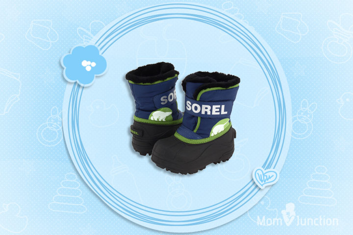Sorel Toddler's Snow Commander Boot