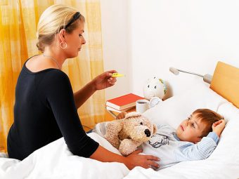 13 Serious Symptoms Of Typhoid In Toddlers