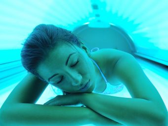 Tanning Beds While Breastfeeding - Is It Safe?