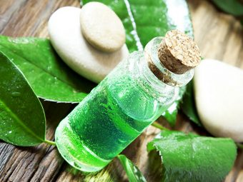 8 Amazing Health Benefits Of Tea Tree Oil For Babies