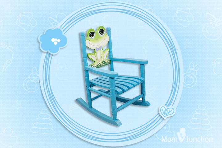 Teamson Kids Froggy Rocking Chair
