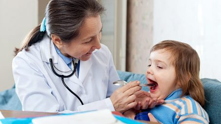 Tonsillitis In Toddlers