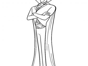 Top 10 Hotel Transylvania Coloring Pages For Toddlers