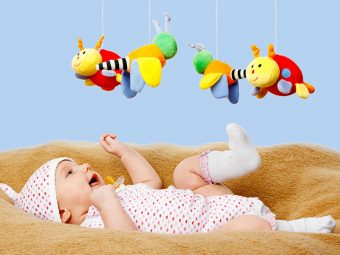 11 Amazing Toys For Your Newborn From Fisher-Price