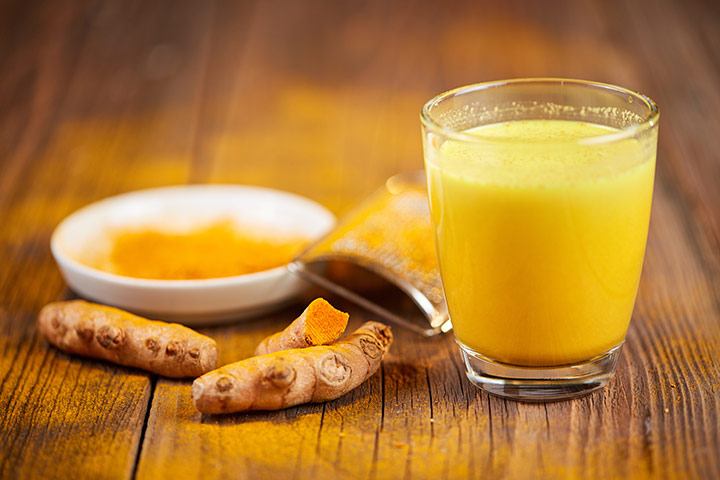 Turmeric Milk During Pregnancy