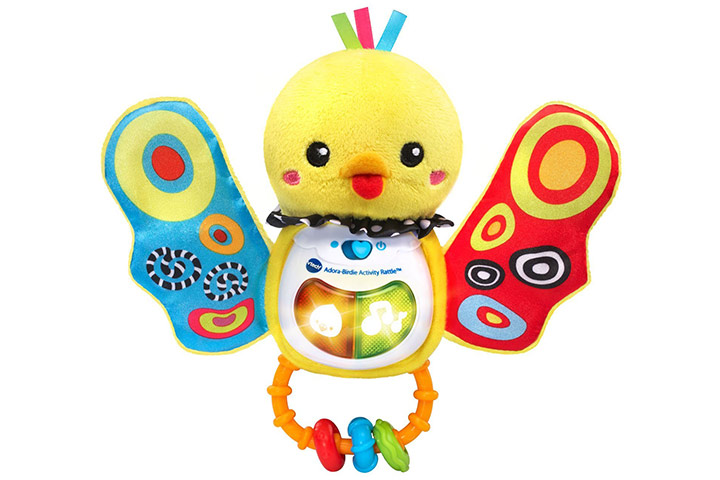 VTech Baby Adora-birdie Activity Rattle
