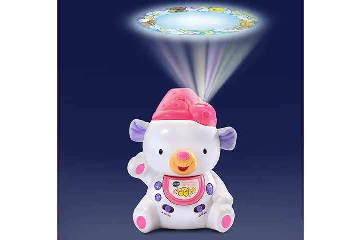 VTech Baby Sleepy Lullabies Bear Projector, Pin