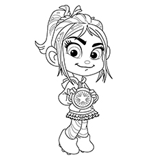 ᗐtop 10 Wreck It 3 Ralph Ralph Coloring Pages For Your