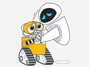 10 Cute Wall-E Coloring Pages For Your Little Ones