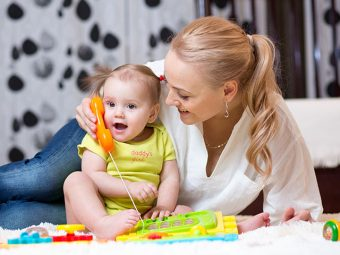 5 Effective Ways To Encourage Your Toddler To Talk