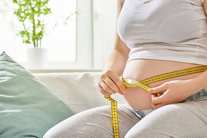 Weight Gain During Your Second Pregnancy