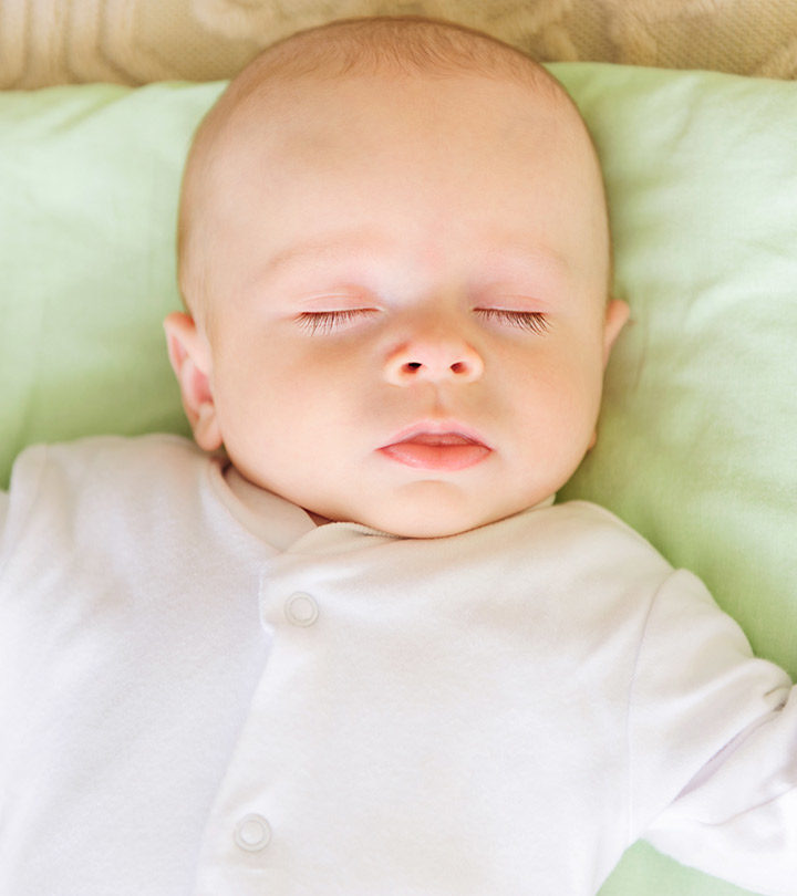 When Can Your Baby Sleep With A Pillow