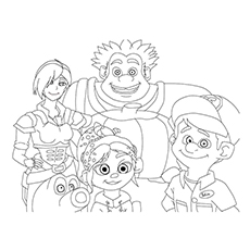 Wreck-It Ralph Gang
