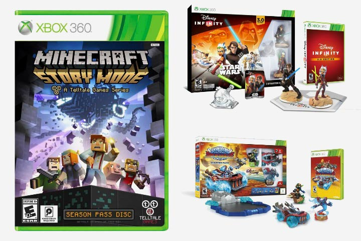 Images Of Best Xbox 360 Games For Kids