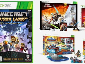24 Best Xbox 360 Games For Kids