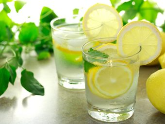 9 Amazing Health Benefits Of Lemon Water During Breastfeeding