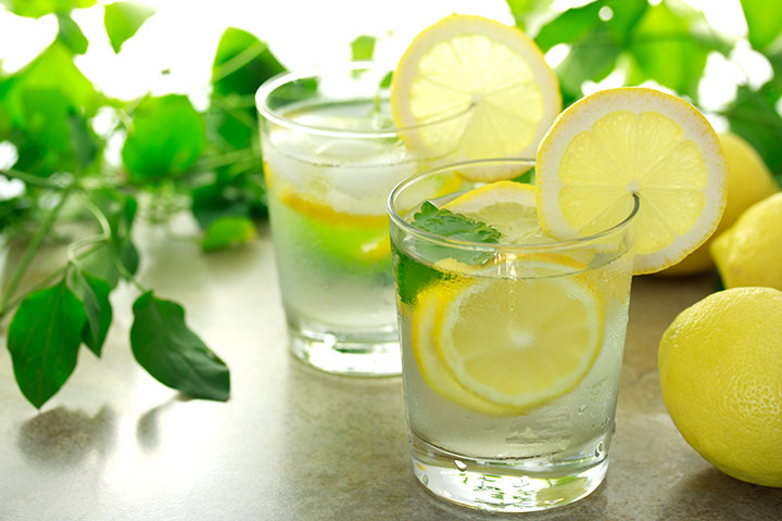 Benefits Of Lemon Water During Breastfeeding