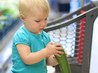 10 Easy Zucchini (Courgette) Recipes For Toddlers