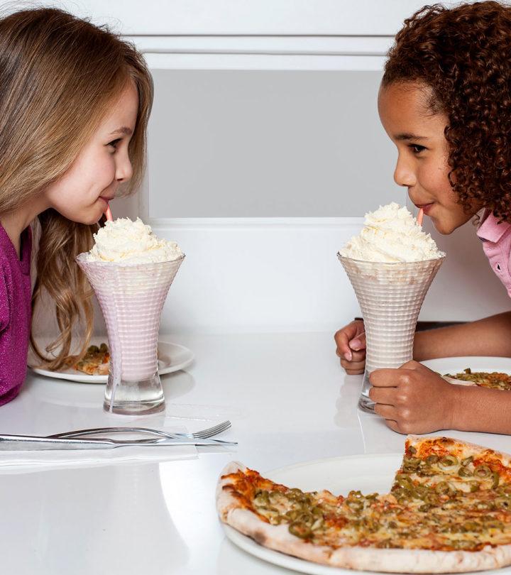 Milkshake Recipes For Kids