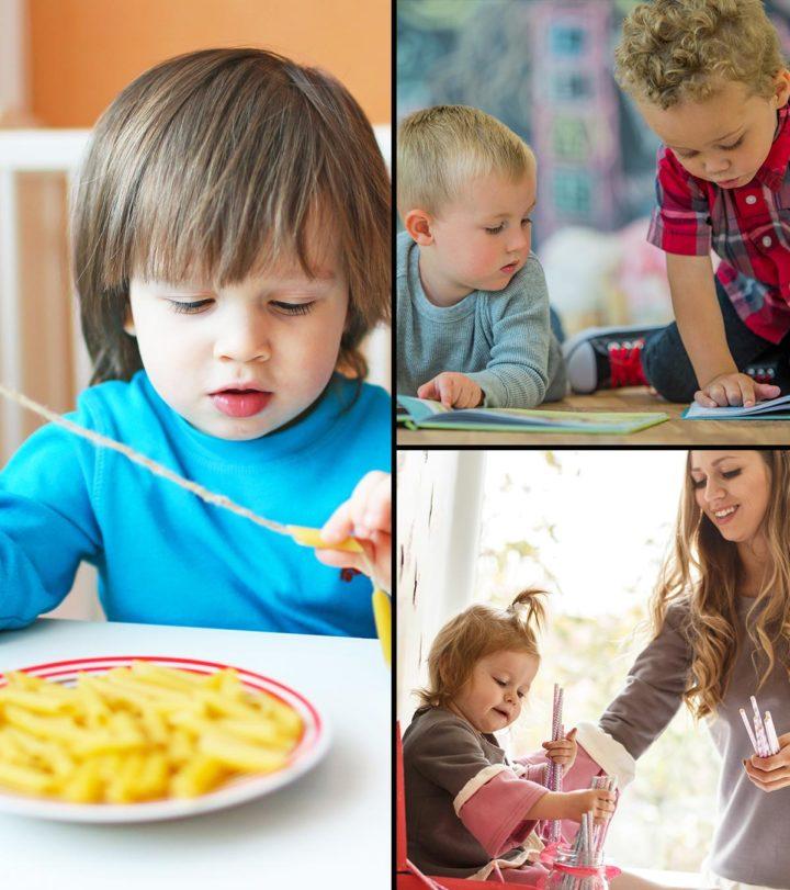 15 Fun Indoor Activities For Toddlers
