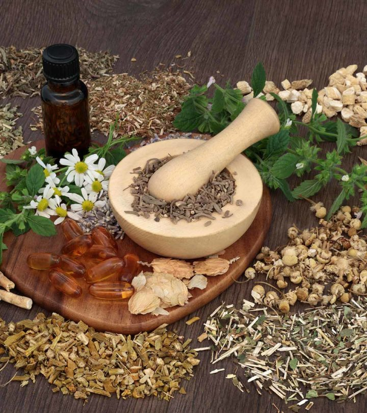 20 Best Natural Herbs To Increase Fertility In Men And Women