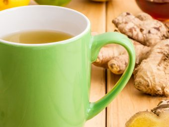 7 Amazing Health Benefits Of Having Ginger And Ginger Tea While Breastfeeding
