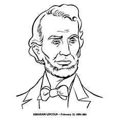 abraham lincoln coloring pages abraham lincoln