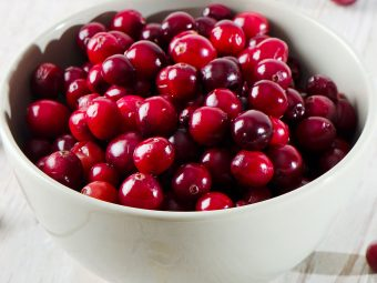 6 Amazing Health Benefits Of Cranberries For Kids