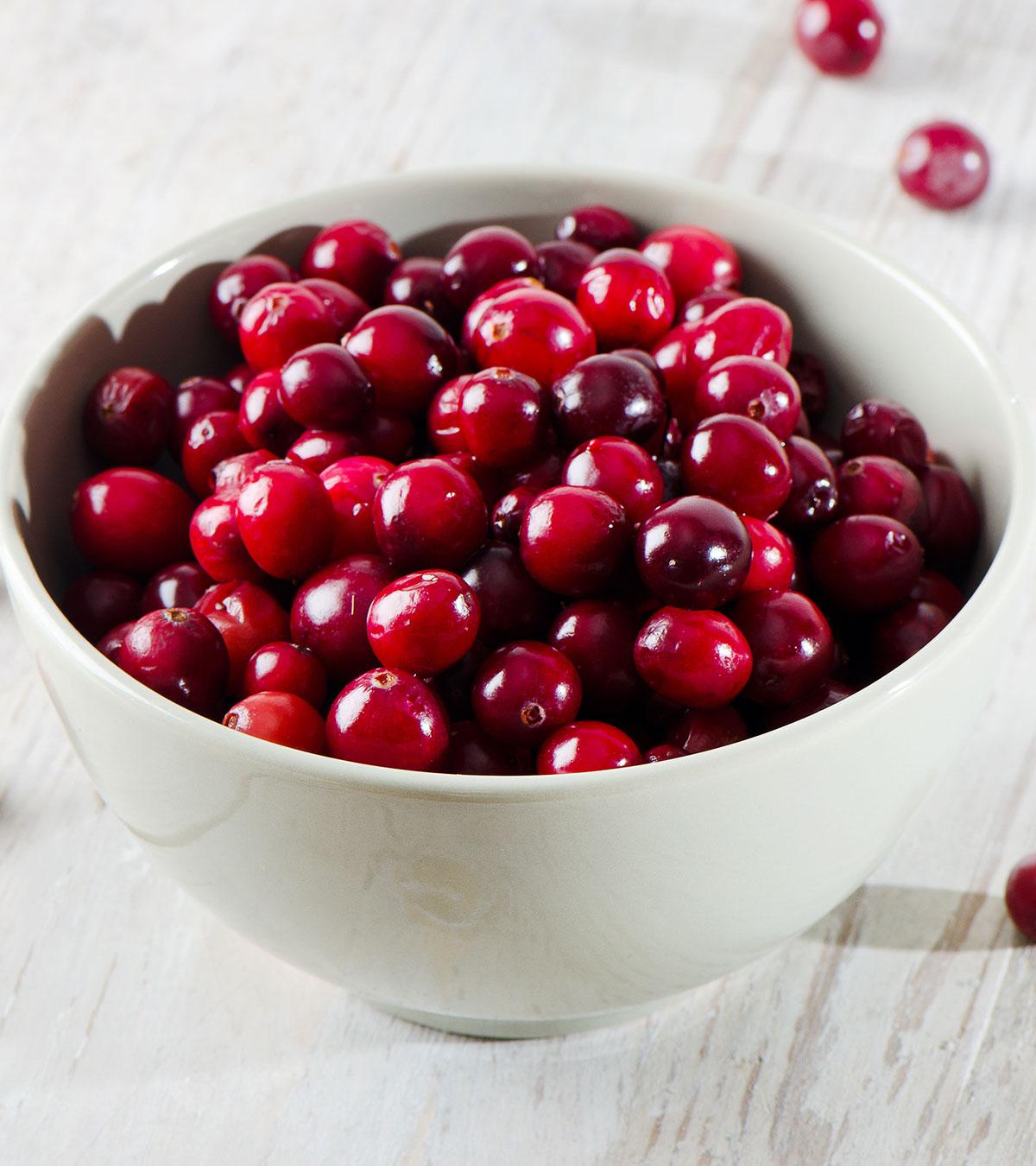 6 Amazing Health Benefits Of Cranberries For Kids