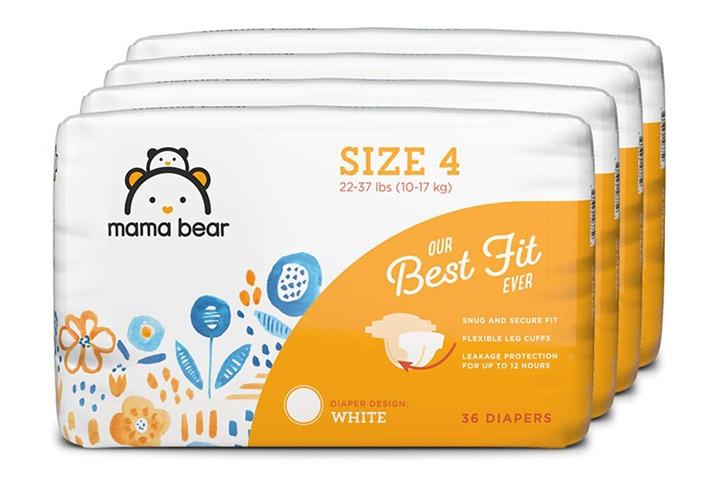 Amazon Brand - Mama Bear