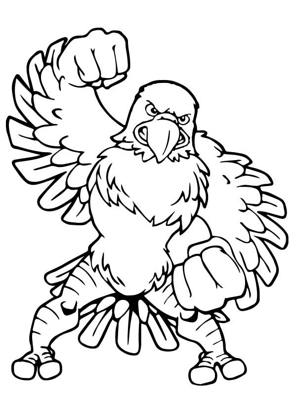 Angry-Eagle