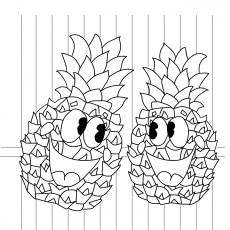 BFFs Pineapple