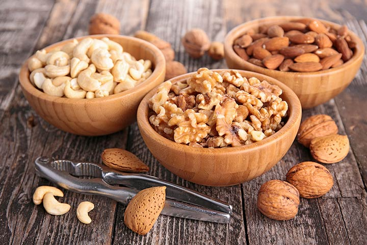 Benefits Of Dry Fruits For Kids