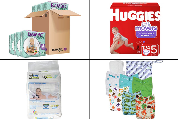 Best Baby Diaper Brands You Might Want To Try