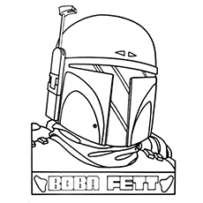 10 amazing boba fett coloring pages for your little ones