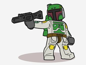 10 Amazing 'Boba Fett' Coloring Pages For Your Little Ones