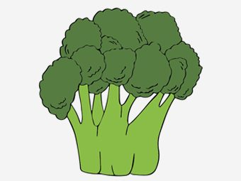 10 Printable Broccoli Coloring Pages Your Toddler Will Love