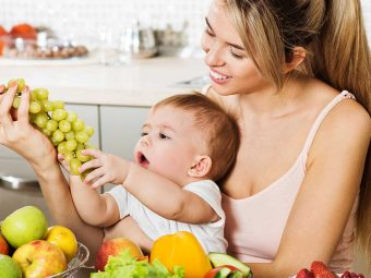 Can You Eat Grapes While Breastfeeding?