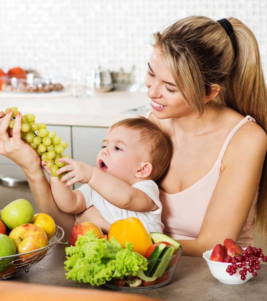 Can You Eat Grapes While Breastfeeding-5894