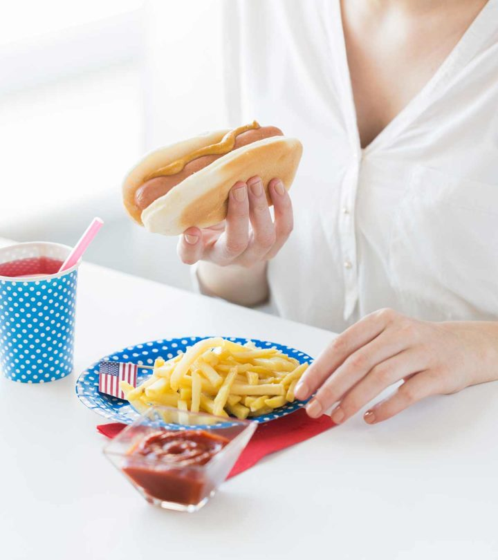 Hot Dogs During Pregnancy