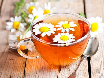 7 Amazing Health Benefits Of Having Chamomile Tea During Breastfeeding