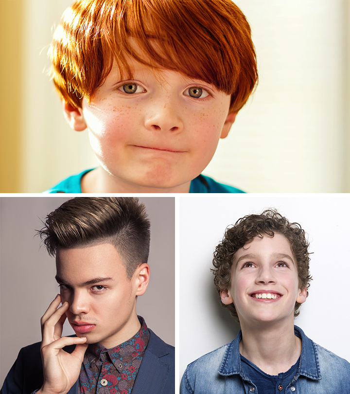 31 Cool And Best Hairstyles Haircuts For Boys In 2021